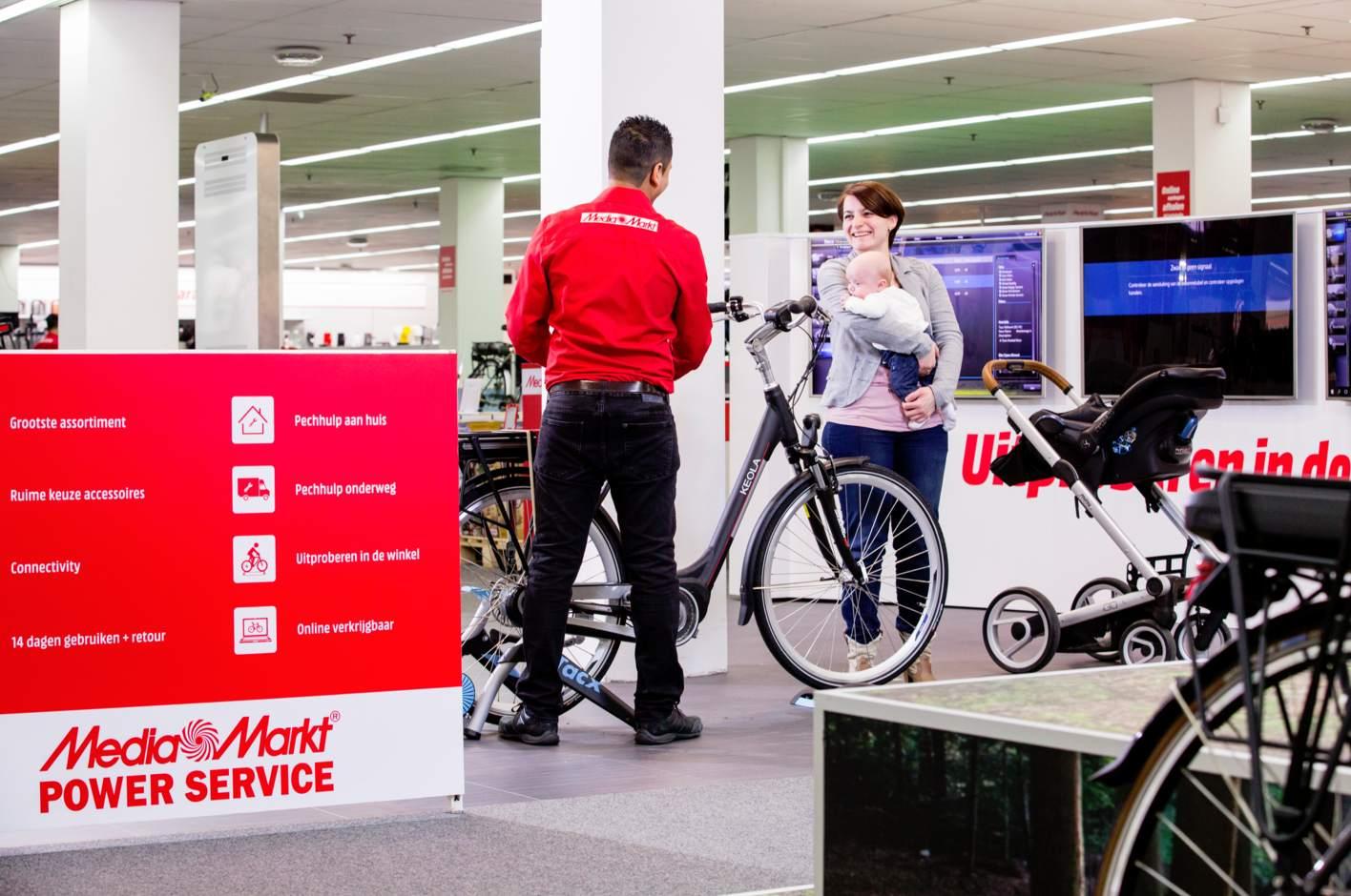 media markt hoorn gaat elektrische fietsen verkopen. Black Bedroom Furniture Sets. Home Design Ideas