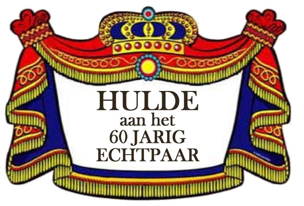60 jarig huwelijk Echtpaar Appels Hibma 60 jaar getrouwd   Hoorngids   de nieuwsbron  60 jarig huwelijk
