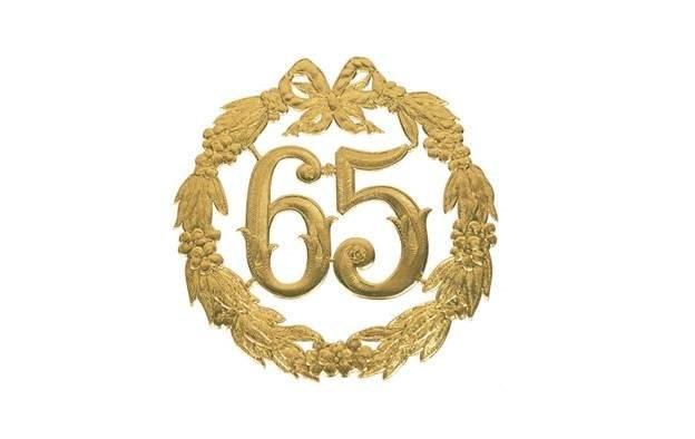 65 jarig huwelijksjubileum Felicitatie 65 Jaar Huwelijk   ARCHIDEV 65 jarig huwelijksjubileum