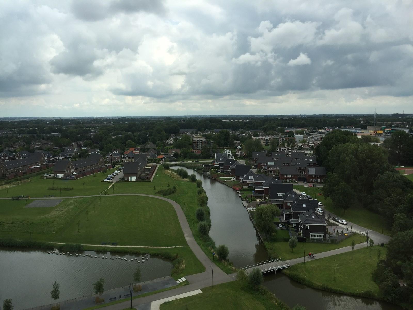 Foto 39 s met uitzicht op hoorn vanaf de 14e verdieping van der valk hotel hoorngids de - Uitzicht op de tuinman ...