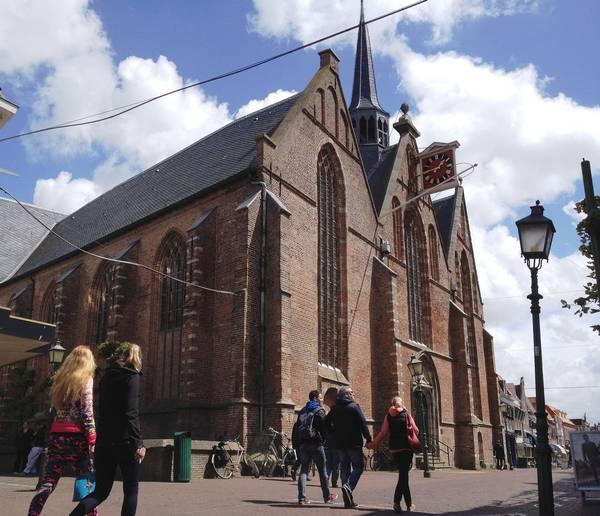 Vragen met betrekking tot de mogelijke vestiging van de bibliotheek in de noorderkerk - Tot zijn bibliotheek ...