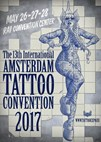 Tattoo, bodyart en Street Art Conventie 2017 in de RAI