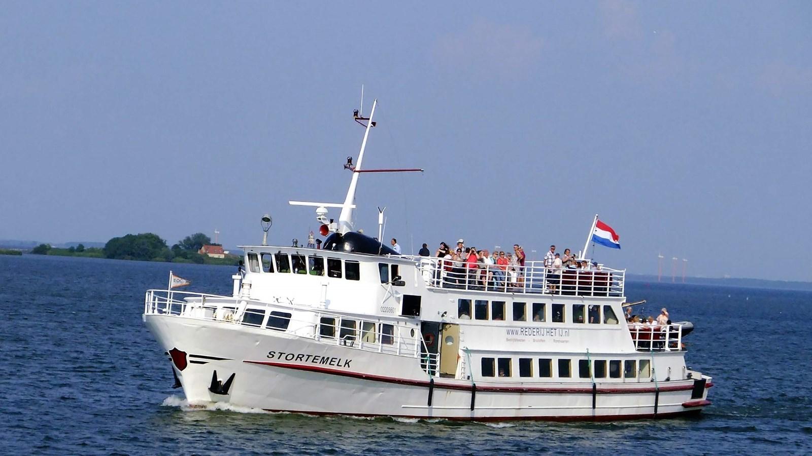 Wonderbaar Deze zomer bootverbinding tussen Amsterdam en Zuiderzeemuseum QW-48