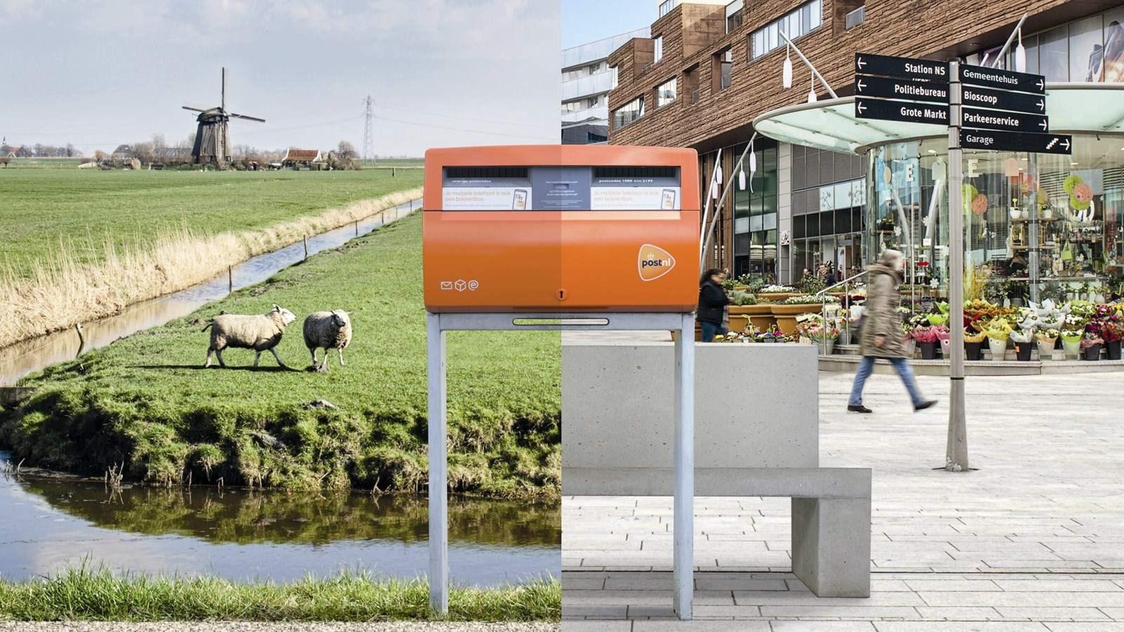 Genoeg PostNL wijzigt brievenbus locaties - Hoorngids - de nieuwsbron MC57