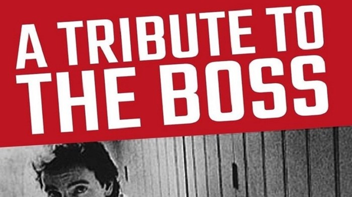 Tribute to the Boss - Bruce Springsteen